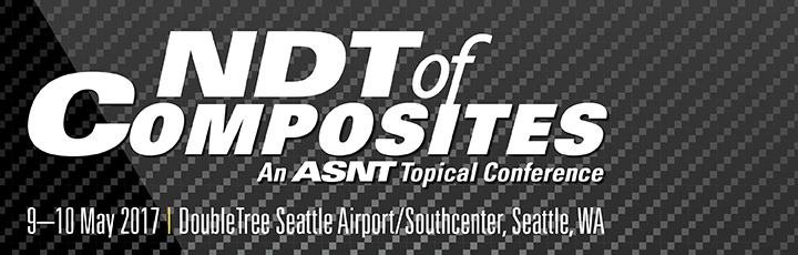NDT of Composites HEADER Banner