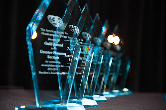 ASNT Recognizes 2018 ASNT Honors and Award Winners_banner
